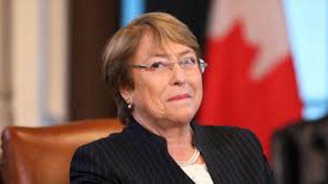 Bachelet negó todo vínculo con el Lava Jato