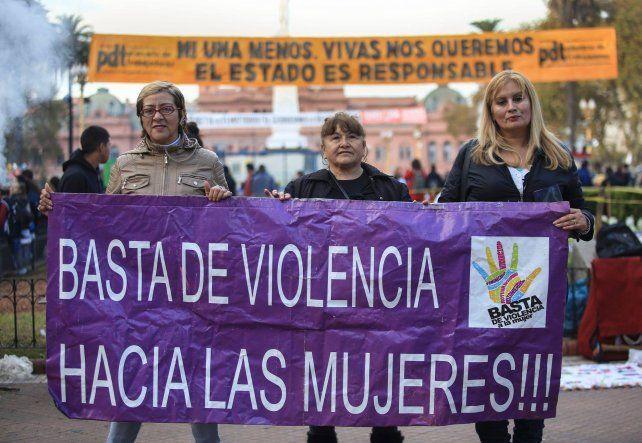 En Rosario hubo 28 detenidos en cuatro días por casos de violencia de género