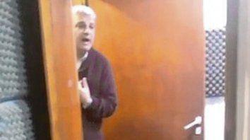 Un intendente irrumpió en un estudio de radio en Arroyo Seco