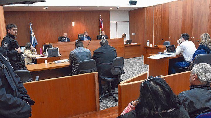 La audiencia. El caso que comenzó a ventilarse en el Centro de Justicia Penal remite a un hecho espeluznante.