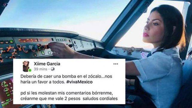 Una aerolínea mexicana suspendió a dos empleadas por sus comentarios en redes sociales