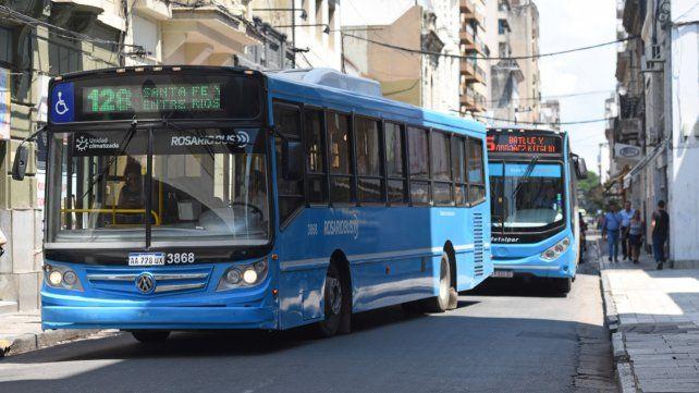 Más caro. El sistema de transporte rosarino viene evidenciando problemas financieros.