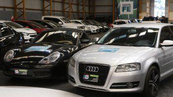 Muestra. Los remates hasta ahora se centraban en autos de alta gama.