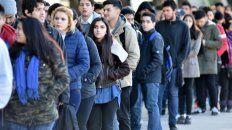 El desempleo subió 2,6 puntos y llegó al 10,6 por ciento en Rosario