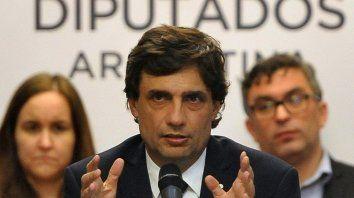 El ministro de Hacienda, Hernán Lacunza, impulsor del proyecto.