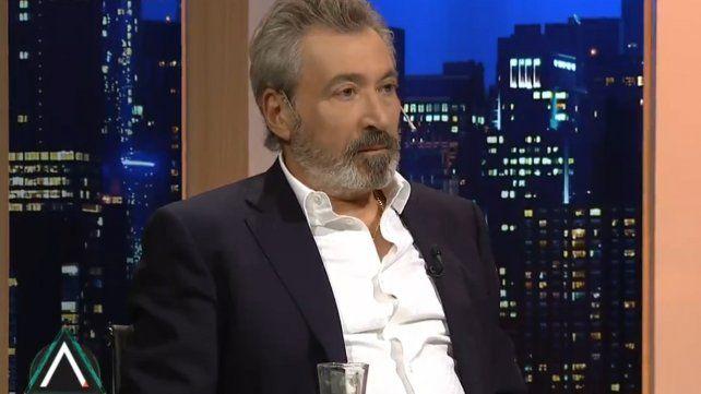 El empresario Daniel Vila.