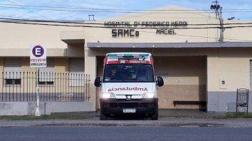 Atención. La alarma se generó en el Hospital Federico Meroi de Maciel, donde comenzaron a llegar los pacientes con síntomas.