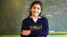 Maitena escribe cuentos cuya protagonista es una chica llamada Micaela.