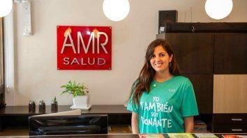 En AMR Salud también somos donantes