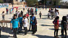 Un club barrial rosarino pide ser votado en un concurso