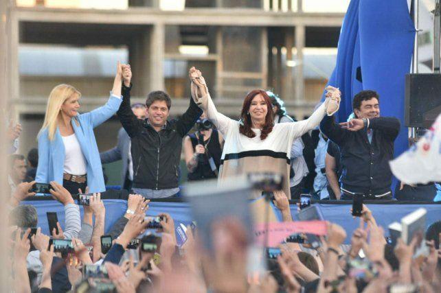 Cristina: La Argentina que viene será difícil y compleja