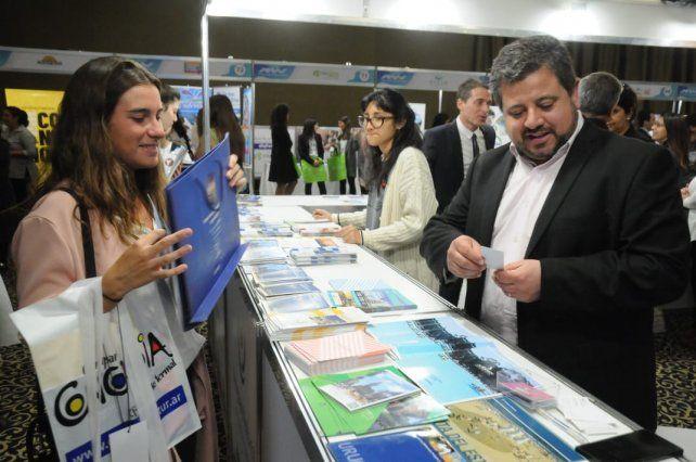 Uruguay presentó sus propuestas en el workshop de ARAV en Rosario
