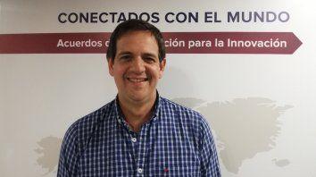 Oferta y demanda. Para Armesto, presidente de la Mercado de Ganado de Rosario, la actividad repuntó y se ha incrementado.