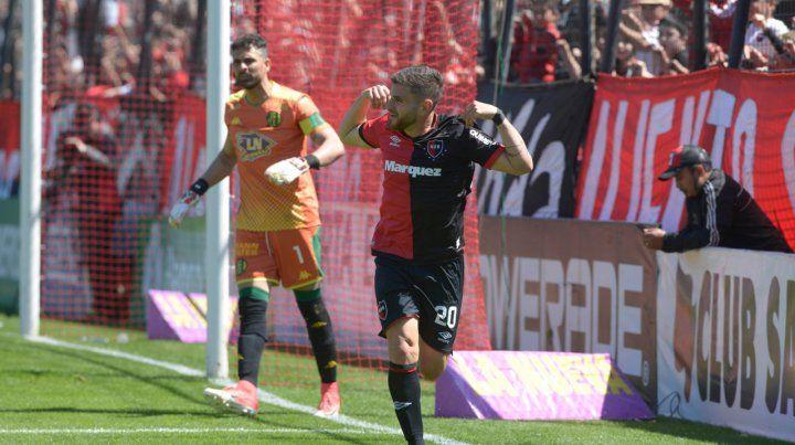 Julián Fernández vuelve a la titularidad tras cumplir la fecha de suspensión
