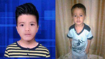 Recientemente se difundió una fotografía para estimar las facciones actuales del niño desaparecido junto a otra previa a la desaparición.
