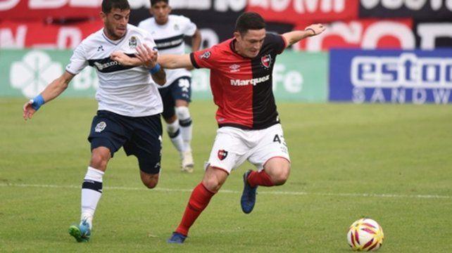 Proyección. Aníbal Moreno es una de las grandes promesas rojinegras.