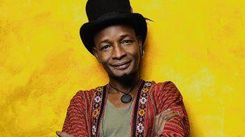Kossi Efoui, el narrador de Togo que escribió Cántico de la acacia.