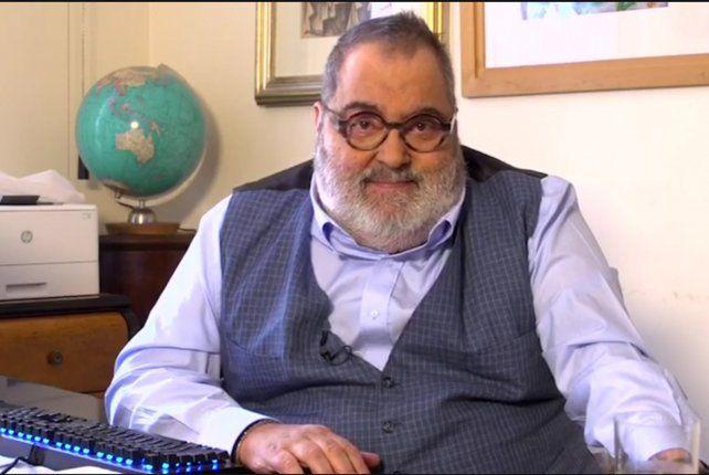 Jorge Lanata se aleja de los medios de comunicación y explicó los motivos en un video
