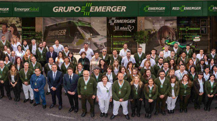 Emerger, 25 años de crecimiento e innovación en salud
