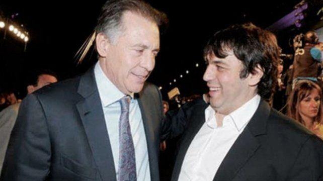 Excarcelados. Los empresarios Cristóbal López y Fabián De Sousa tenían prisión preventiva.