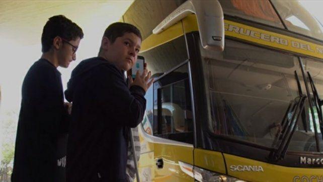 Paisaje sonoro: paseo a la playa. Una producción que tiene como protagonistas a ocho chicos con discapacidad visual.