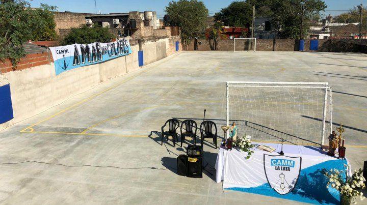 El club María Madre de La Lata ganó el premio de un millón de pesos de la Fundación River