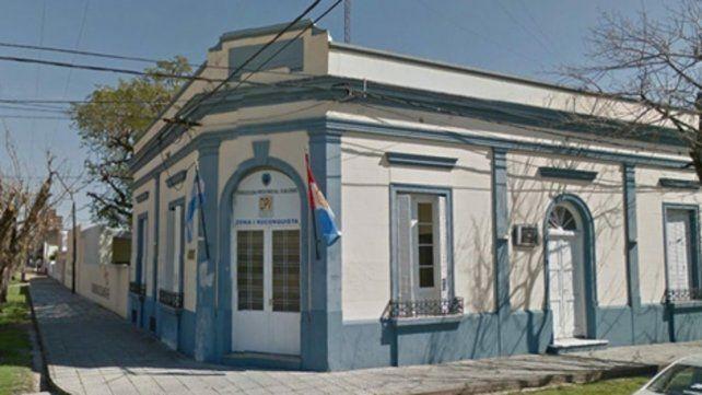 condena. Los funcionarios pertenecen a la Zona 1 de la Dirección de Vialidad con sede en Reconquista.
