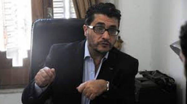 El fiscal Walter Rodríguez.