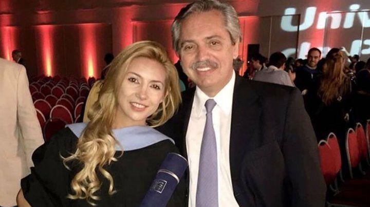 Fabiola Yáñez habló por primera vez sobre su relación con Alberto Fernández