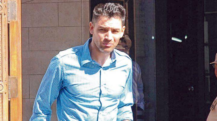 acusado. Delfino fue imputado de una maniobra para que un narco blanqueara dinero proveniente de ilícitos.