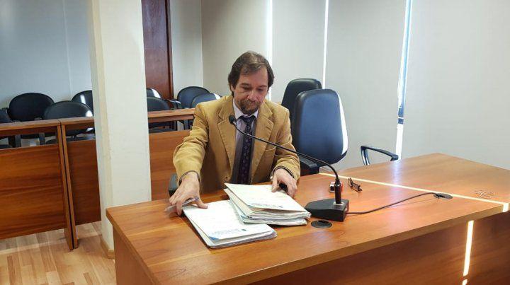 El fiscal de San Jorge