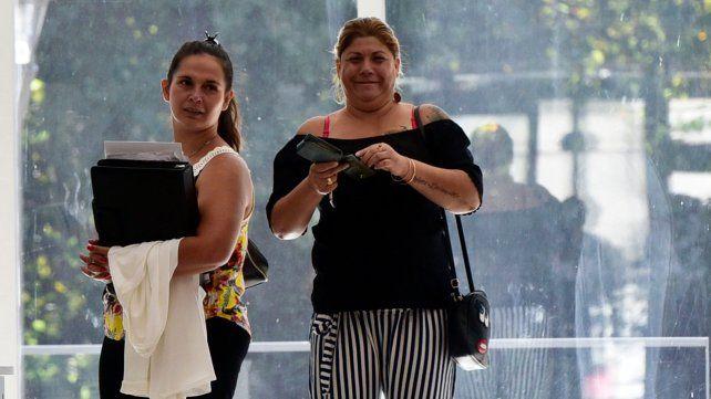 La mujer del Pájaro y Guille Cantero están a días de dos juicios orales