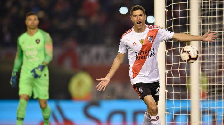 Nachogol. Ignacio Fernández es la carta creativa millonaria y jugará en Mendoza.