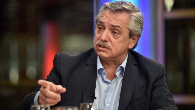 Alberto Fernández aseguró la respuesta del Estado al VIH