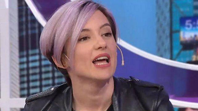 Malena Pichot estalló de bronca contra Guillermo Andino
