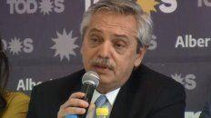 Siento que es un deja vu, que estoy volviendo a entrar a la Casa Rosada en mayo de 2003, dijo.