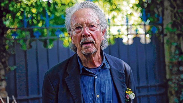 Handke: Siempre se dice `Ganó el Premio Nobel
