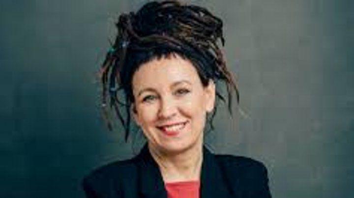 Olga Tokarczuc. Nobel 2018.