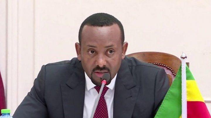 El primer ministro de Etiopía Aby Ahmed Ali ganó el Premio Nobel de la Paz.