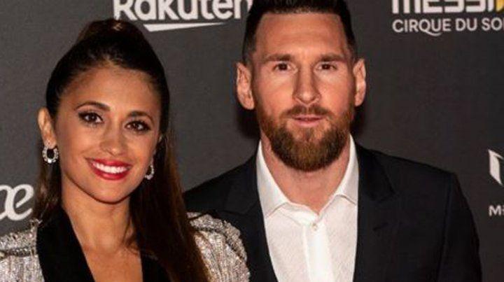 Messi fue ovacionado en el estreno de su show del Cirque du Soleil