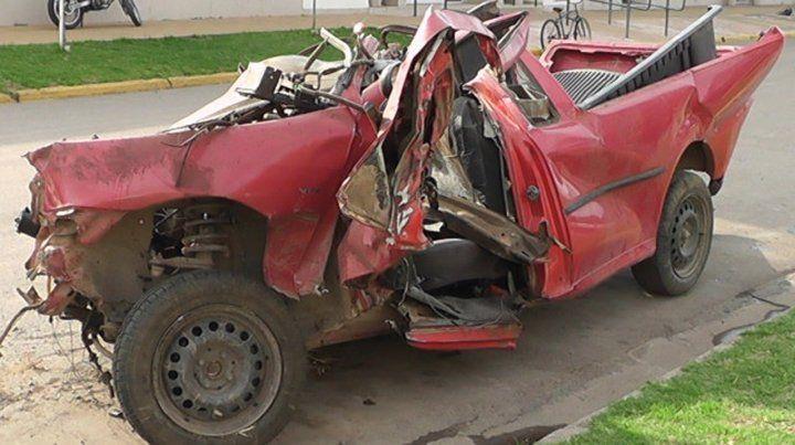 Tres muertos en dos siniestros viales en rutas del sur de la provincia de Santa Fe