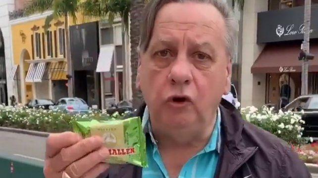 El dueño de Guaymallén indignado con el precio de sus alfajores
