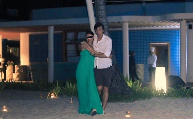 La romántica propuesta de casamiento que recibió Pampita
