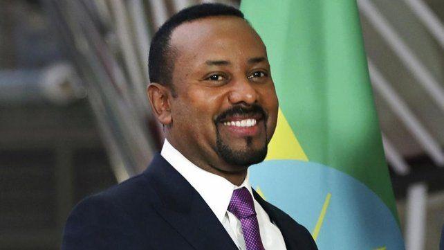 Carisma. Abiy Ahmed integra la nueva generación de líderes africanos.