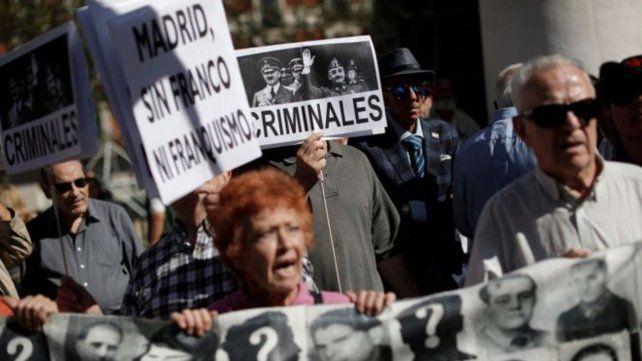 Cierran el Altar de los Caídos para retirar los restos de Franco