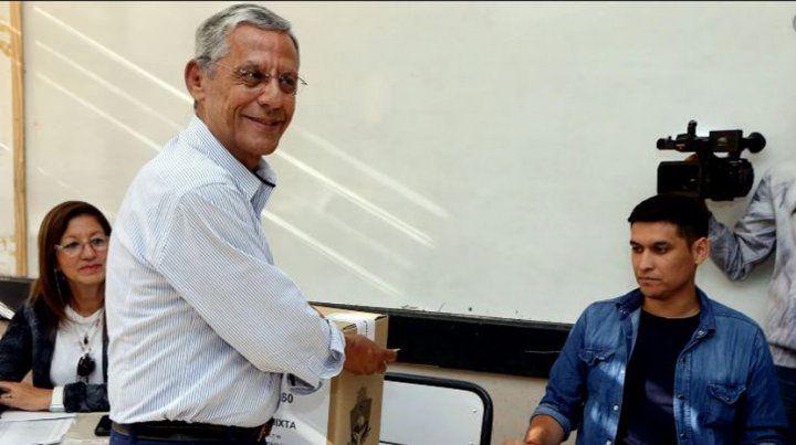 Falleció el intendente de Neuquén Horacio Pechi Quiroga
