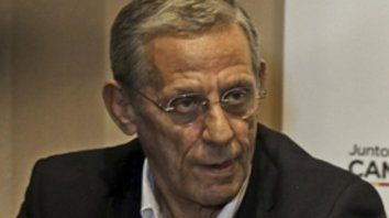 Horacio Quiroga era intendente de Neuquén y candidato a senador.
