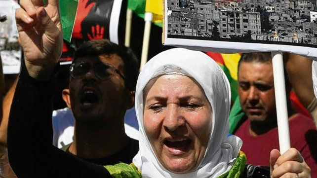 El ataque a los kurdos