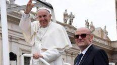 Francisco. Junto a Giani.