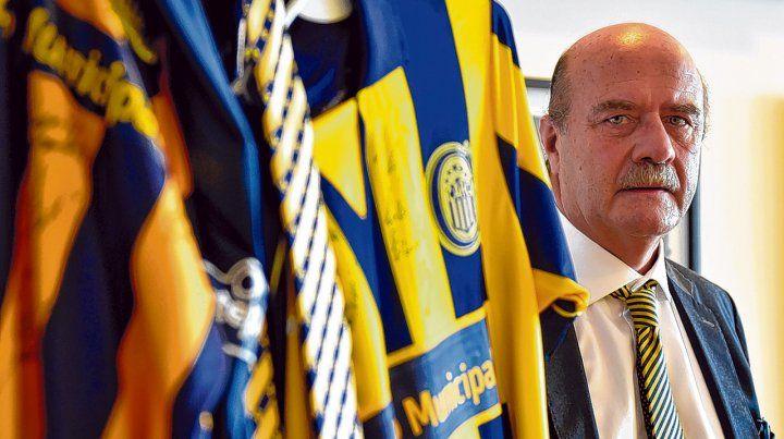 El ex presidente canalla Norberto Speciale disparó contra la actual dirigencia del club.